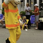 Fire department mascot