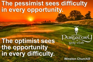 Opportunity or difficulty?