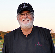 ron kern, course architect