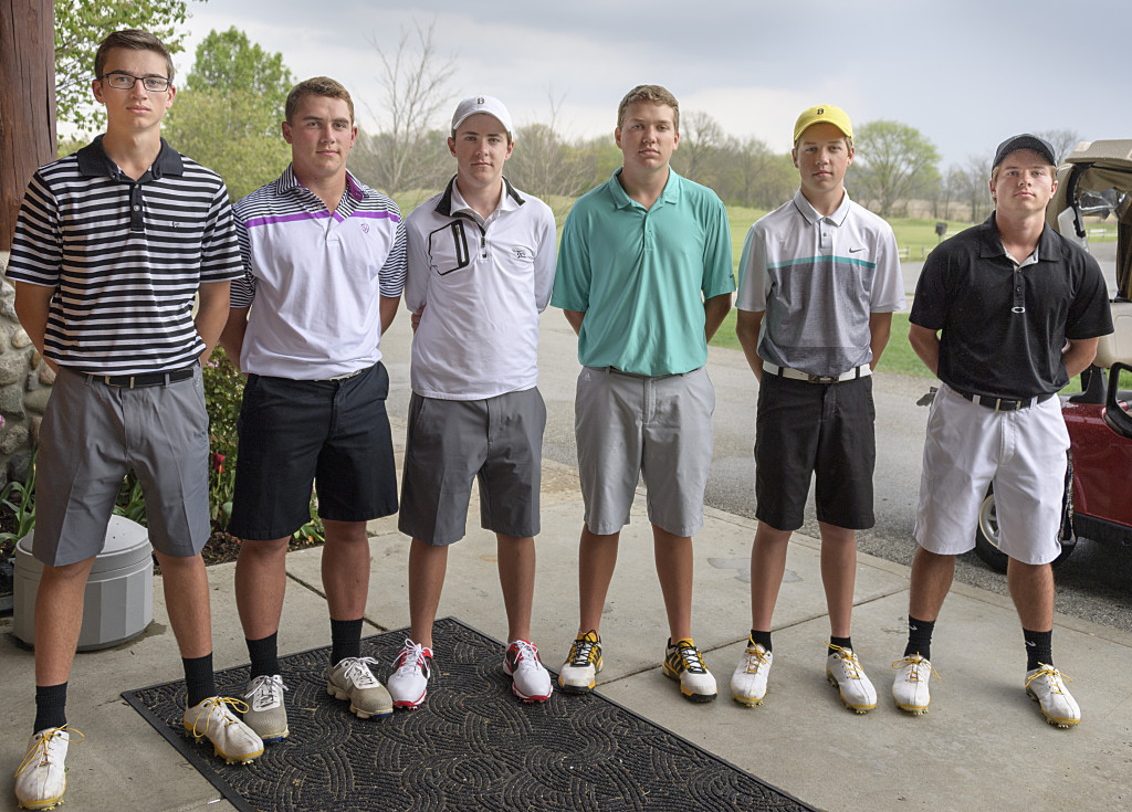 Noblesville High School Boys Varsity Golf Team